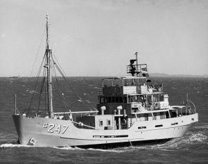 HMAS Bass