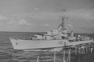 HMAS Bataan