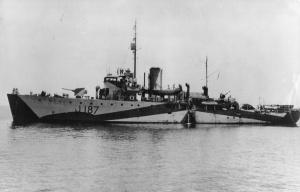 HMAS Bendigo (I)