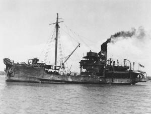 HMAS Bermagui