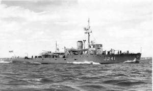 HMAS Bunbury (I)