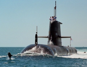 HMAS Dechaineux returning to Fleet Base West