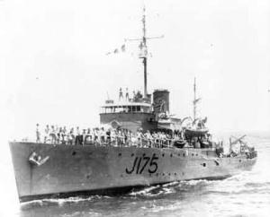HMAS Cessnock (I)