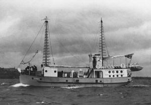 HMAS Chinampa