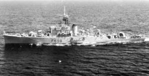 HMAS Condamine (I)