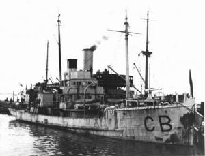HMAS Coolebar