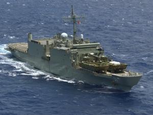 HMAS Kanimbla (II)