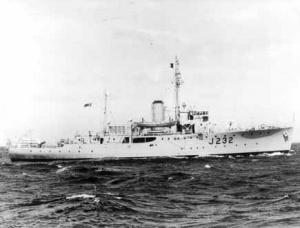 HMAS Deloraine (I)