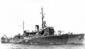 HMAS Dubbo (I)