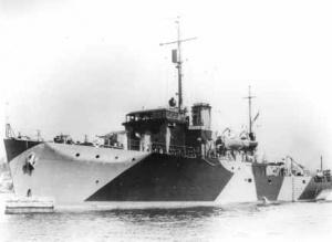 HMAS Echuca
