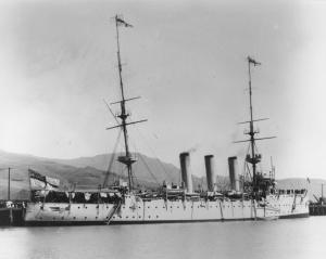 HMAS Encounter (I)