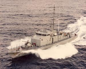 HMAS Fremantle (II)