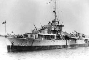 HMAS Gascoyne (I)