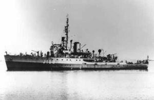 HMAS Gawler (I)