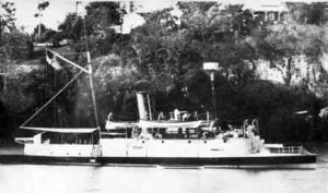 HMAS Gayundah