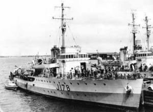 HMAS Geraldton (I)
