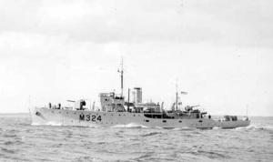 HMAS Gladstone (I)