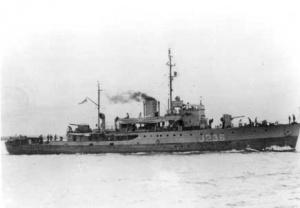 HMAS Glenelg (I)