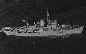 HMAS Goulburn (I)