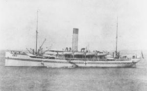 Hospital Ship Grantala