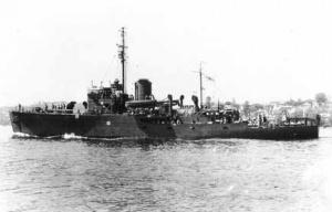 HMAS Gympie (I)