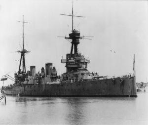 HMAS Australia (I)
