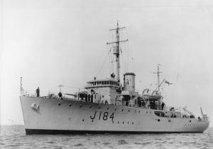 HMAS Ballarat (I)