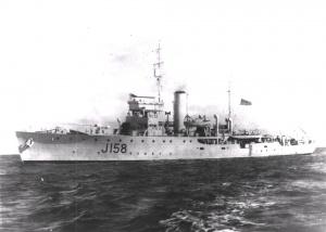 HMAS Bathurst (I)