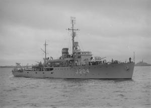 HMAS Katoomba (I)