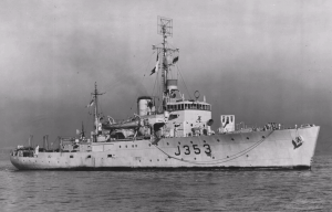 HMAS Kiama (I)