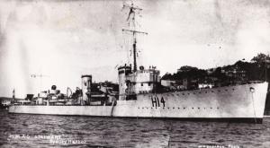 HMAS Stalwart (I)