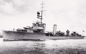 HMAS Stuart (I)