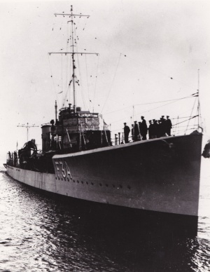 HMAS Swordsman