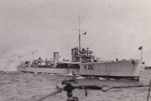 HMAS Tattoo