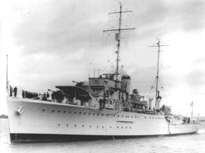 HMAS Yarra (II)