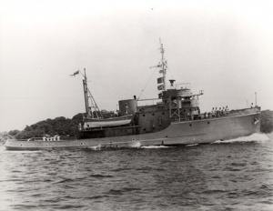 HMAS Sprightly