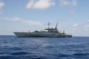 HMAS Armidale (II)