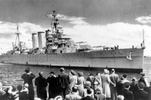 HMAS Australia (II)