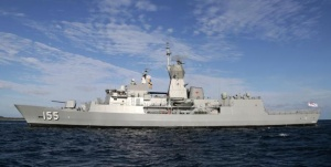 HMAS Ballarat (II)