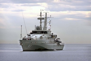 HMAS Childers