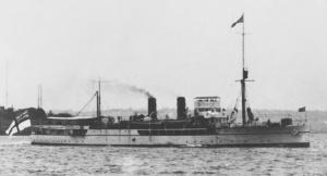 HMAS Geranium