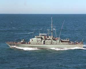 HMAS Gladstone (II)