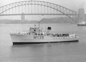 HMAS Hawk