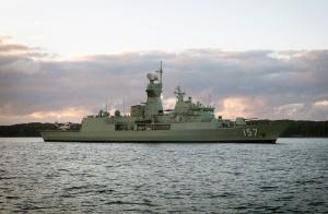 HMAS Perth (III)