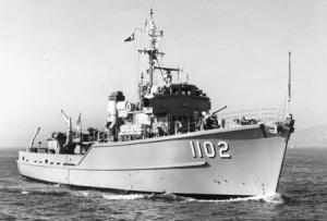HMAS Snipe