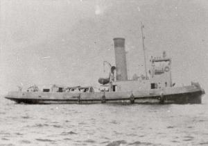 HMAS Waree