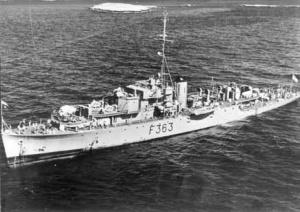 HMAS Hawkesbury (I)
