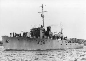 HMAS Ararat (I)