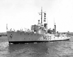 HMAS Inverell (I)