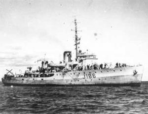 HMAS Ipswich (I)
